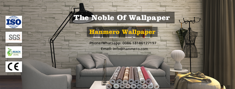 New arrival PVC home Wallpaper for interior room manufacturer from China Chinese.