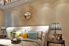 bed room decor wallpaper